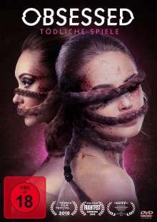 Obsessed - Tödliche Spiele, DVD