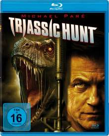 Triassic Hunt (Blu-ray), Blu-ray Disc