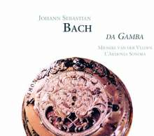 Johann Sebastian Bach (1685-1750): Originalwerke & Adaptionen für Viola da gamba, CD