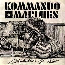 Kommando Marlies: Eskalation ja klar (Clear Vinyl), LP