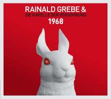 Rainald Grebe: 1968, CD