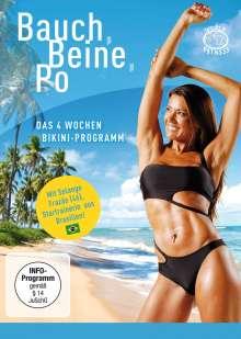 Bauch, Beine, Po: Das 4 Wochen Bikini Programm, DVD