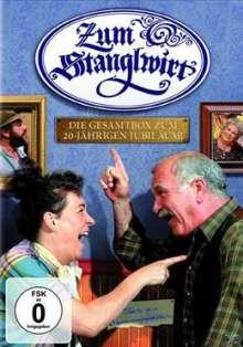 Zum Stanglwirt (Gesamtbox), 8 DVDs