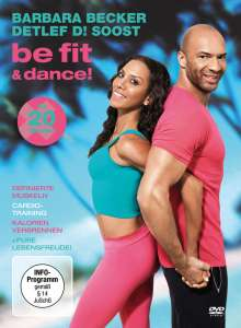 be fit & dance!, DVD