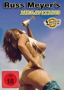 Russ Meyer: Megavixens (Kinoedition), DVD