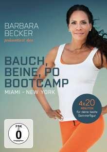 Bauch, Beine, Po Bootcamp (Miami/New York), DVD