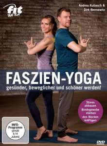 Fit For Fun: Faszien-Yoga, DVD