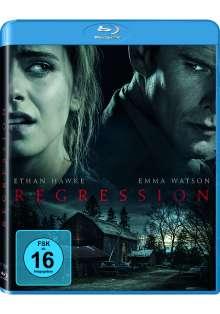 Regression (Blu-ray), Blu-ray Disc