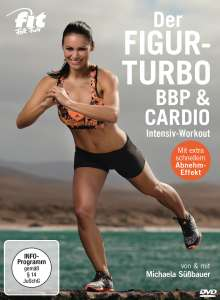 Fit For Fun: Der Figur-Turbo - BBP & Cardio Intensiv-Workout, DVD