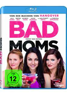 Bad Moms (Blu-ray), Blu-ray Disc