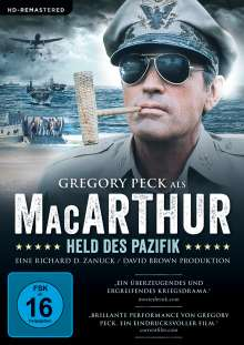 MacArthur - Held des Pazifik, DVD