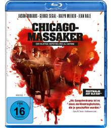 Chicago-Massaker (Blu-ray), Blu-ray Disc
