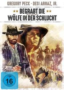 Begrabt die Wölfe in der Schlucht, DVD