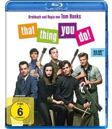 That thing you do! (Blu-ray), Blu-ray Disc