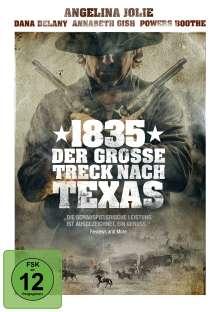 1835 - Der große Treck nach Texas, DVD
