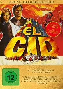 El Cid, 2 DVDs