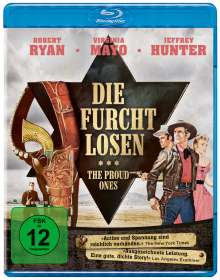 Die Furchtlosen (Blu-ray), Blu-ray Disc
