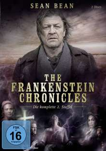 The Frankenstein Chronicles Staffel 2, 2 DVDs