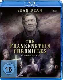 The Frankenstein Chronicles Staffel 2 (Blu-ray), 2 Blu-ray Discs