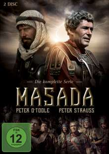 Masada (Komplette Serie), 2 DVDs