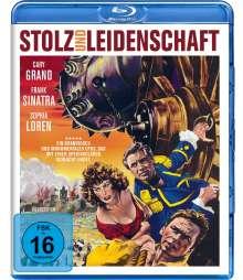 Stolz und Leidenschaft (Blu-ray), Blu-ray Disc