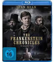 The Frankenstein Chronicles (Komplette Serie) (Blu-ray), 4 Blu-ray Discs
