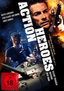 Action Heroes (3 Filme), 3 DVDs
