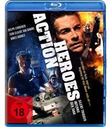 Action Heroes (3 Filme) (Blu-ray), 3 Blu-ray Discs