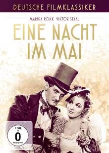 Eine Nacht im Mai, DVD