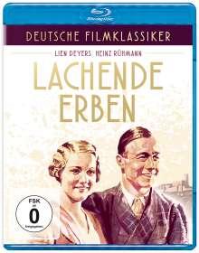 Lachende Erben (Blu-ray), Blu-ray Disc