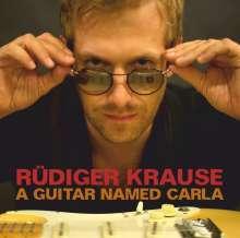 Carla Bley (geb. 1938): A Guitar Named Carla, CD