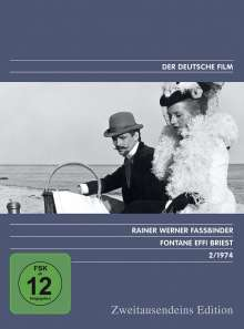 Fontane Effi Briest (1974), DVD