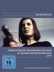 Die verlorene Ehre der Katharina Blum, DVD