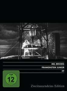 Frankenstein Junior, DVD