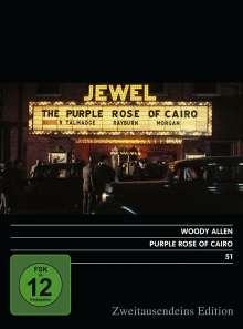 The Purple Rose of Cairo, DVD