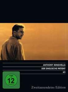 Der Englische Patient, DVD