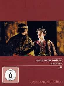 Georg Friedrich Händel (1685-1759): Tamerlano, 2 DVDs