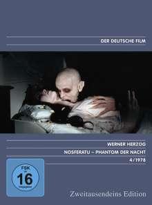 Nosferatu - Phantom der Nacht (1978), DVD