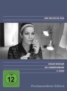 Die Unberührbare, DVD