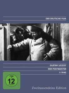 Der Postmeister, DVD