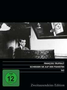 Schießen Sie auf den Pianisten, DVD