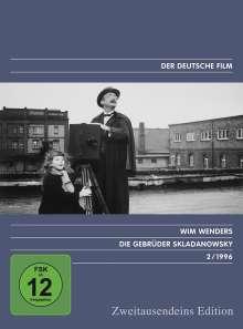 Die Gebrüder Skladanowsky, DVD