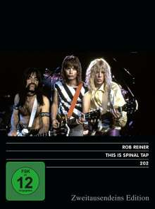 This Is Spinal Tap (OmU), DVD
