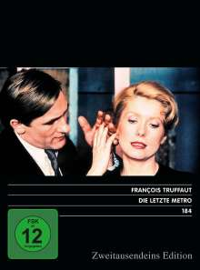 Die letzte Metro, DVD
