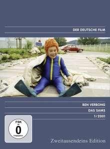 Das Sams (2001), DVD