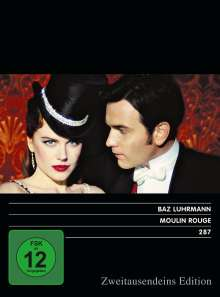 Moulin Rouge (2001), DVD