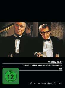 Verbrechen und andere Kleinigkeiten, DVD
