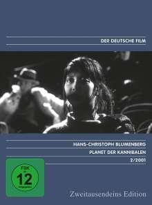 Planet der Kannibalen, DVD