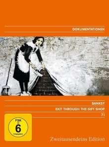 Exit Through The Gift Shop, DVD