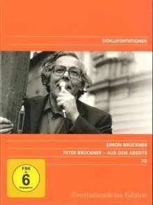 Peter Brückner - Aus dem Abseits, DVD